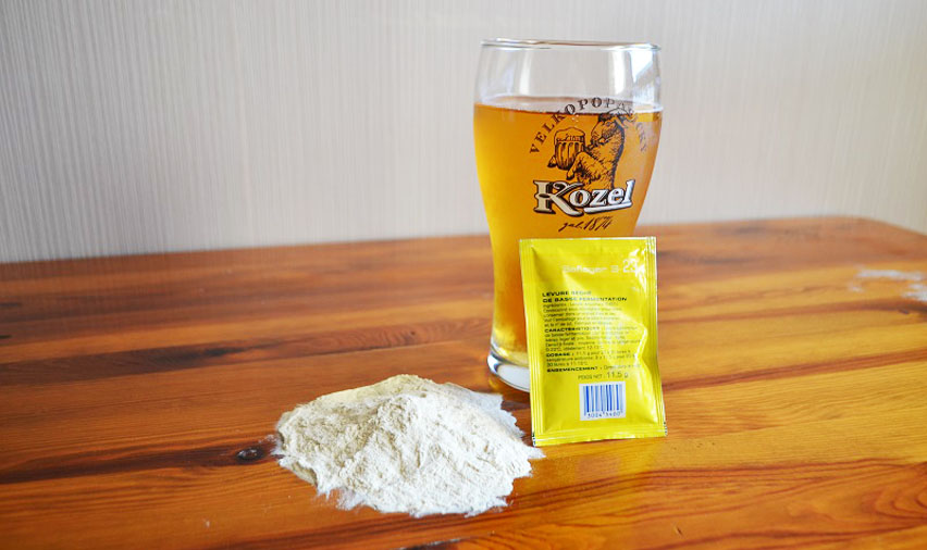 пиво козел порошок