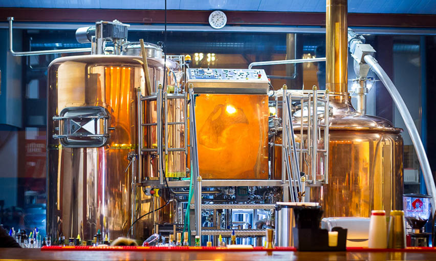 малая пивоварня