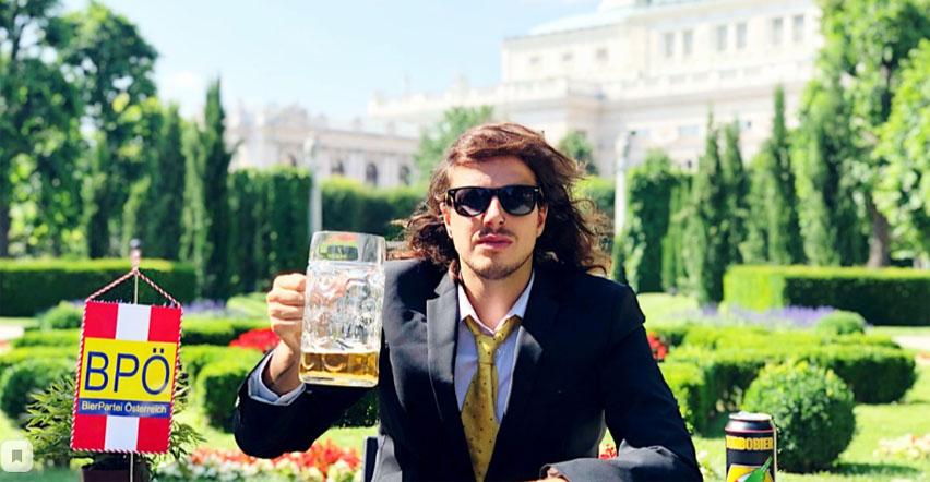 партия пива австрия