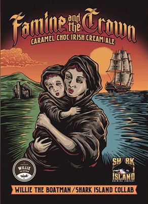 пиво Famine and The Crown