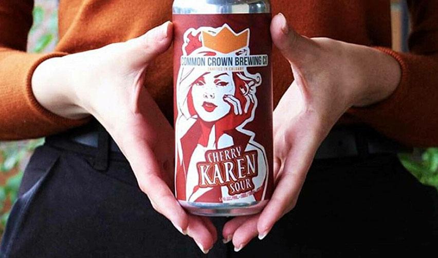 пиво karen