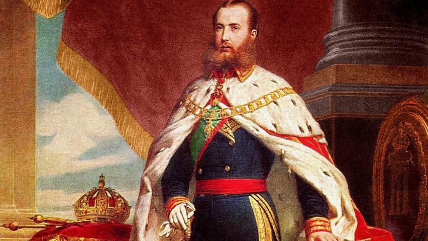 Максимилиан I мексика