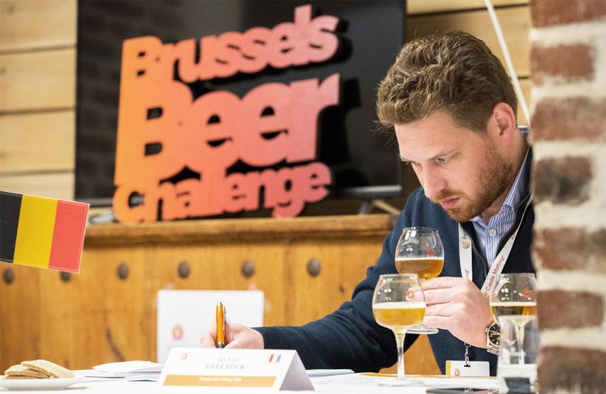 конкурс Brussels Beer Challenge 2020