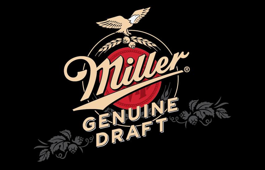 логотип миллер