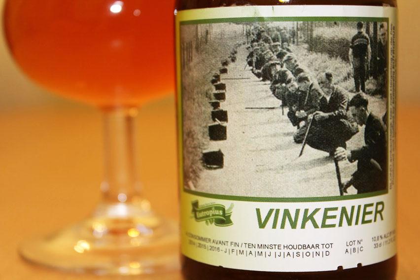 Vinkenier beer