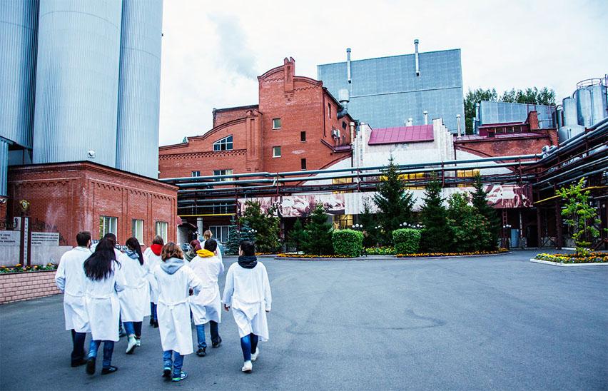 томский завод пива