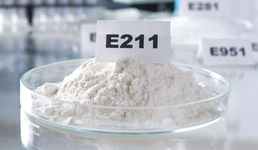 бензоат натрия E-211