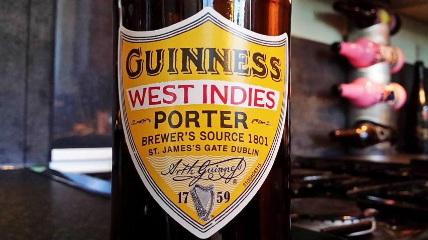 Guinness West India Porter