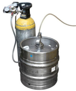 карбонизация пива газом