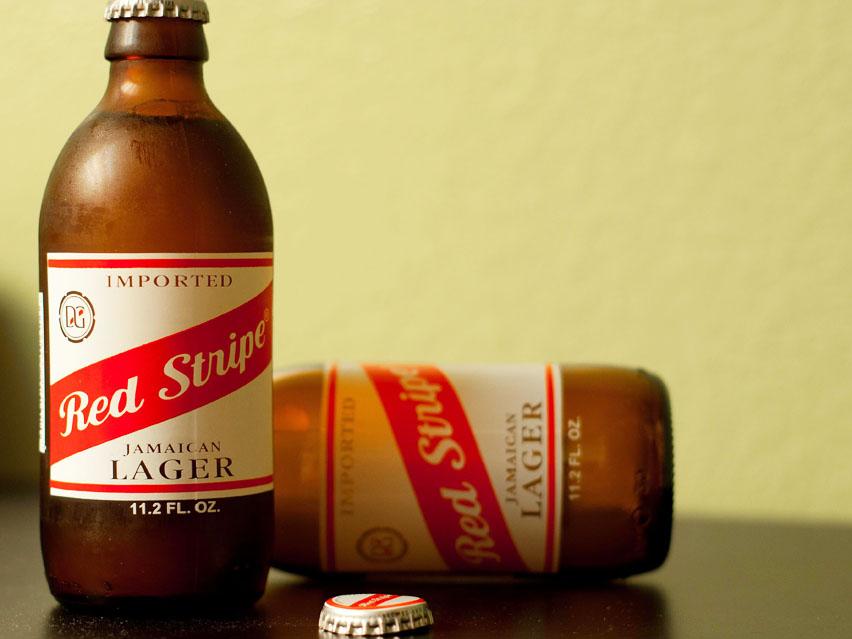 Red Stripe brand