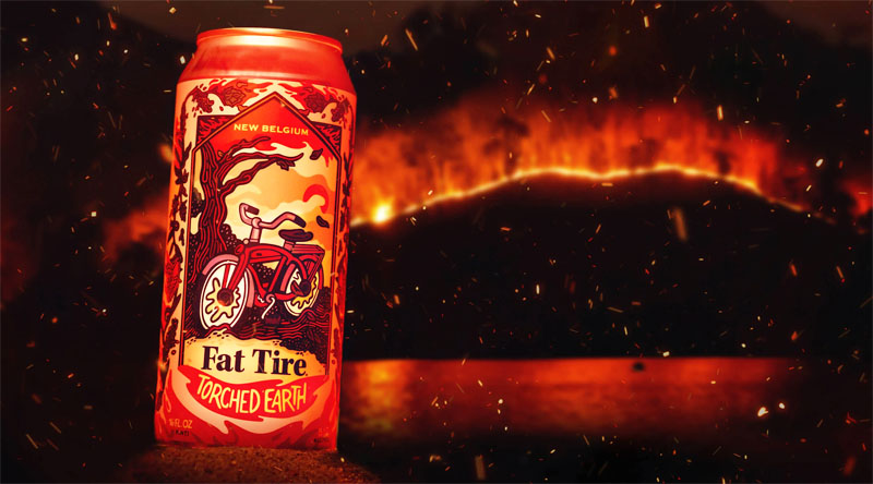 Fat Tire Torched Earth Ale