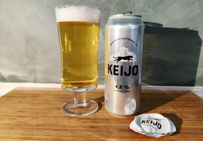 пиво Keijo