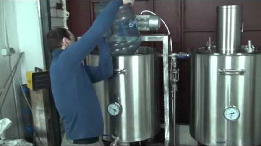 води пиво