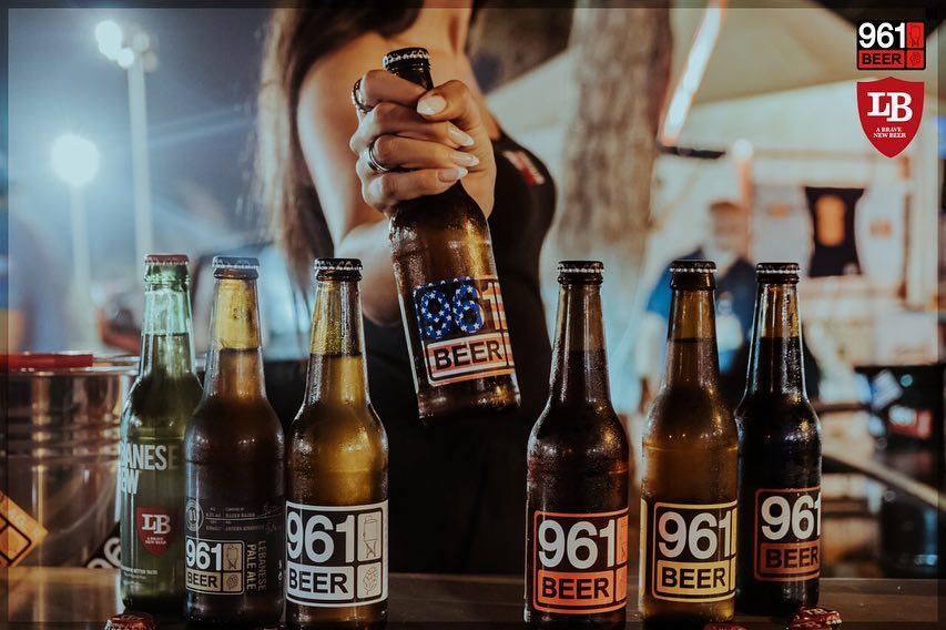 пиво ливана