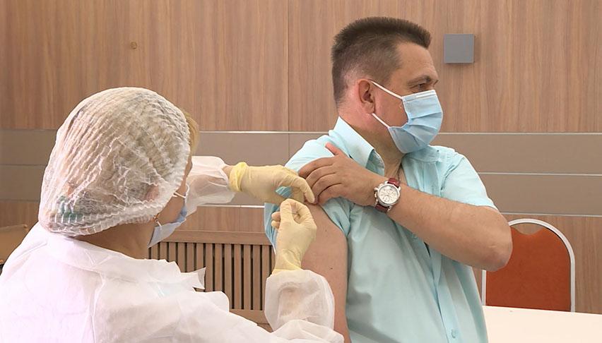 вакцинация общепит