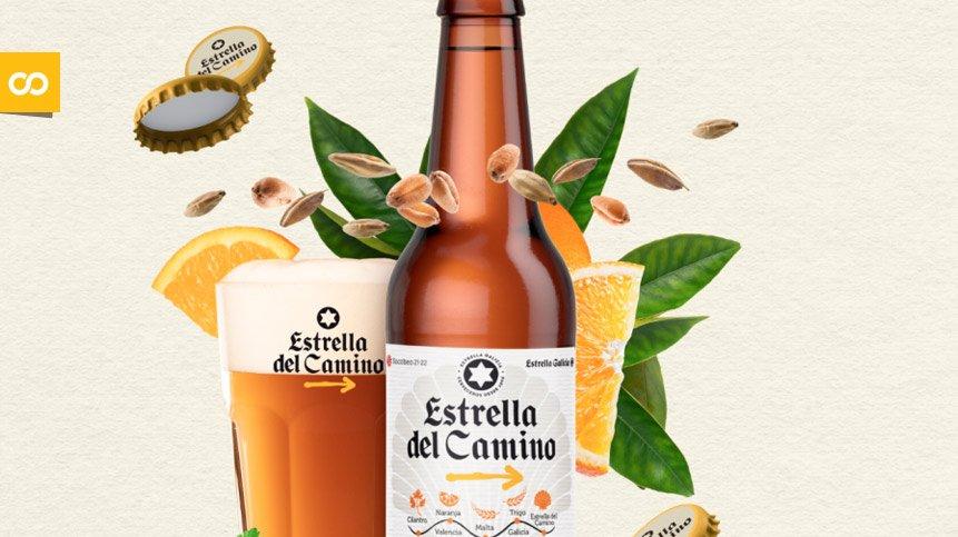 beer Estrella del Camino